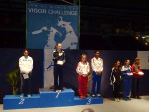 Anna Mroszczak III miejsce Puchar Swiata Juniorek Goteborg