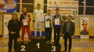 Przemek Trzepizur brązowy medal MP 2014