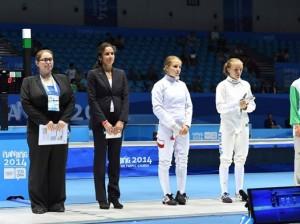 Młodzieżowe Igrzyska Olimpijskie Nanjing Anna Mroszczak  (14)