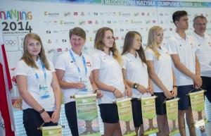 Młodzieżowe Igrzyska Olimpijskie Nanjing Anna Mroszczak  (33)