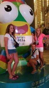 Młodzieżowe Igrzyska Olimpijskie Nanjing Anna Mroszczak  (8)