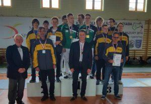 Mistrzostwa Polski Juniorów młodszych Olsztyn 2016 OOM