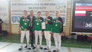 Mistrzostwa Polski juiorów mł (OOM) Olsztyn (1)