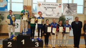 podium-szpadzistek-ii-pucharu-polski-juniorek-mlodszych-alicja-klasik-iii-miejsce-kinga-zgryzniak-5-miejsce