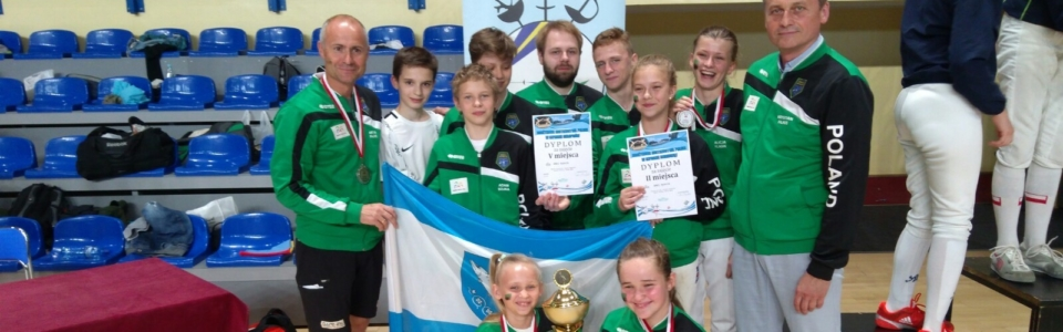 Ekipa RMKS-u Rybnik turniej drużynowy